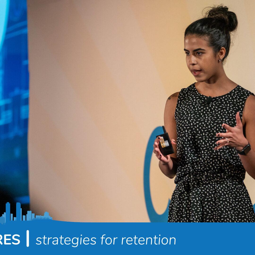 Anna Tavares Strategies for Retention